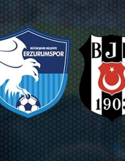 Erzurumspor Beşiktaş CANLI YAYIN