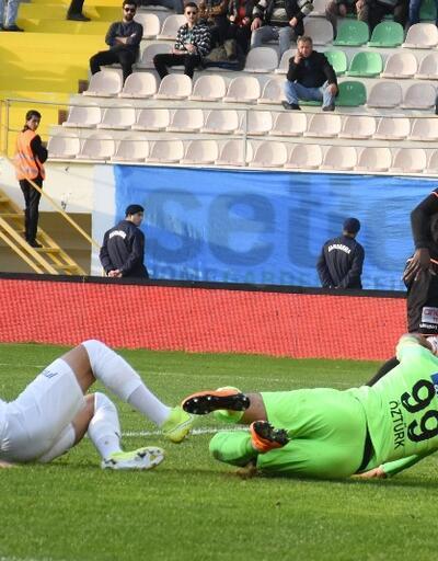 Alanyaspor'dan Kasımpaşa'ya 3 gol