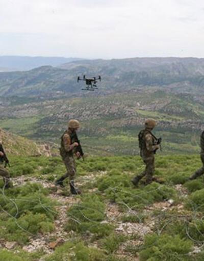 MİT ve TSK'dan ortak operasyon! 6 terörist etkisiz hale getirildi
