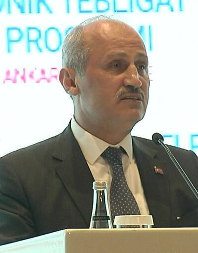 Bakan Turhan: Elektronik Tebligat Sistemi ile gecikmeler ve aksaklıklar tarih olacak