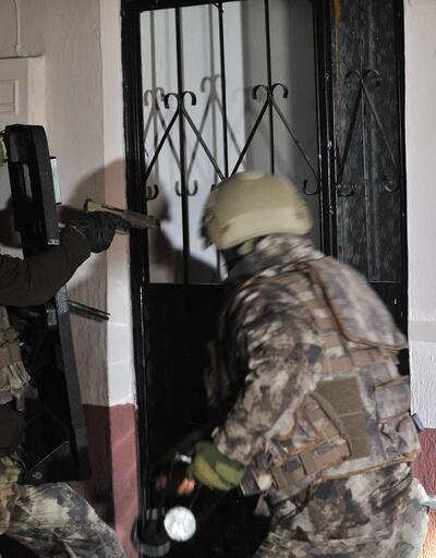Bursa'da 700 polisle uyuşturucu operasyonu