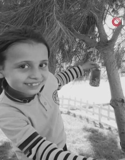 Alevlerin arasında kalan 11 yaşındaki  Merve hayatını kaybetti