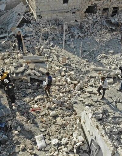 Son dakika... Esed rejiminin İdlib'e saldırılarında 2,5 ayda 100'ü çocuk, 313 sivil hayatını kaybetti