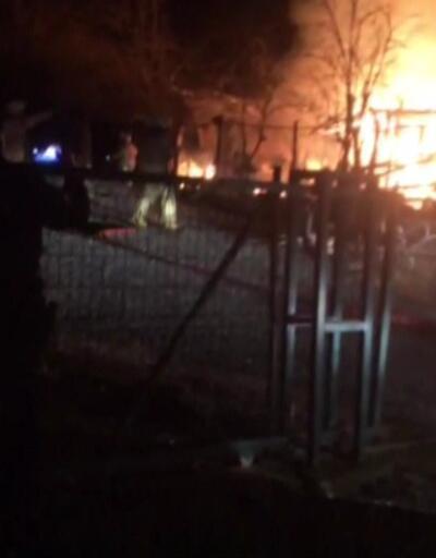 İstanbul'da yangınlar: 1 ölü