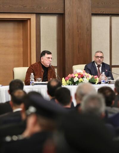 Libya'da için gözler 19 Ocak'a çevrildi
