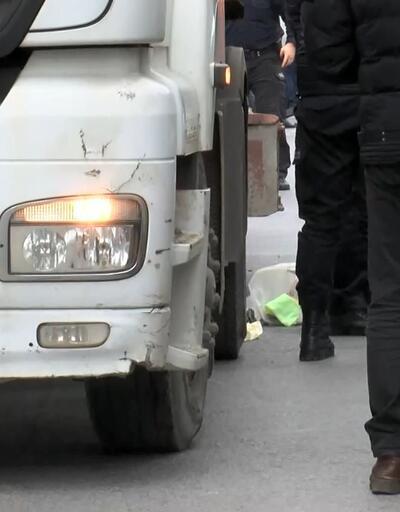 İstanbul'da feci olay! 5 yaşındaki çocuk TIR'ın altında kaldı