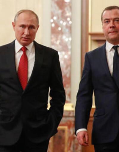 Putin, Medvedev'i güvenlik konseyi başkan vekilliğine atadı