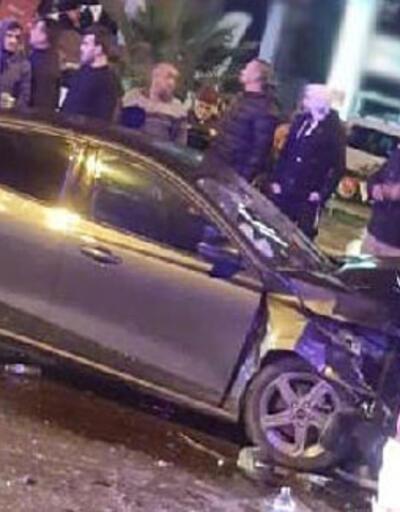 Giresun'da otomobiller çarpıştı: 1 ölü, 3 yaralı