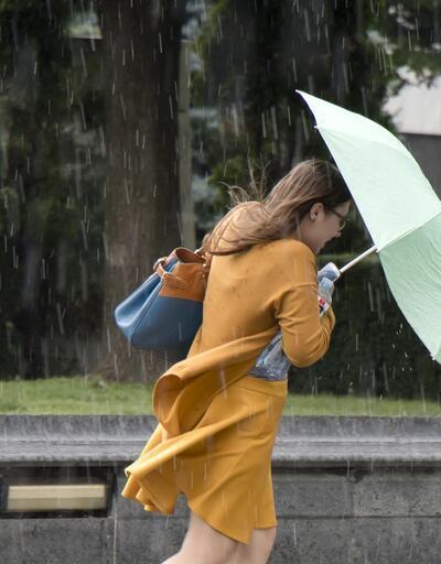 Meteoroloji bölge bölge uyardı: Yağış ve kuvvetli rüzgar!
