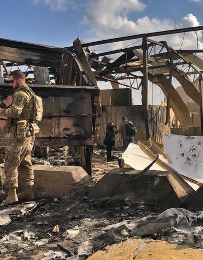 """ABD açıkladı: """"11 askerimiz İran saldırısında beyin sarsıntısı geçirdi"""""""