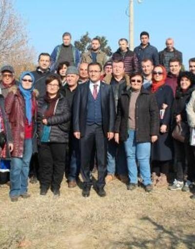 Alaşehir'de bilinçli üretim için 'bağ budama' kursu