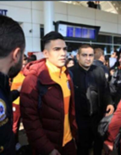 Radamel Falcao'nun pas isyanı