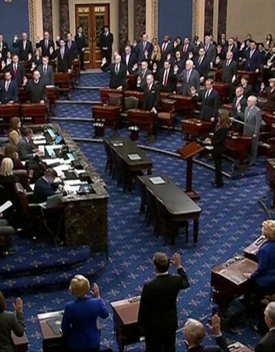 Senatoda azil süreci başladı