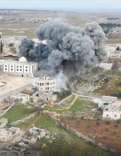 Son dakika... Esad rejimi, Halep'in batı ve güney kırsalına kara saldırısı başlattı