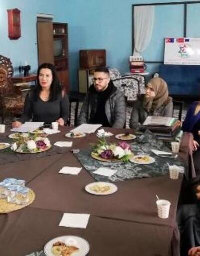 Suriyeli eğitimcilere entegrasyon projesi