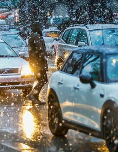Meteoroloji'den fırtına ve kar yağışı uyarıları yapıldı