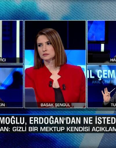 İmamoğlu Erdoğan'dan ne istedi? O mektupta ne yazıyor?Belediyeler Kongresi'nde ne oldu? Akıl Çemberi'nde konuşuldu