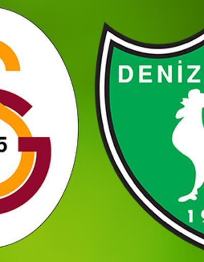 Galatasaray Denizlispor maçı ne zaman? GS – Denizli maçı saat kaçta?