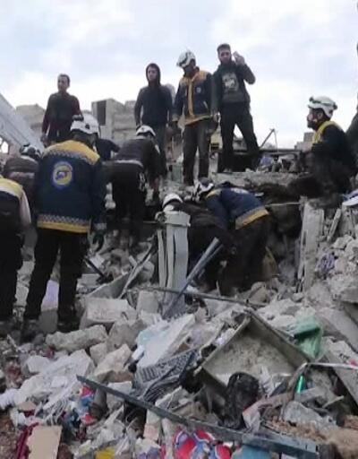 Rejim İdlib'e saldırıyor
