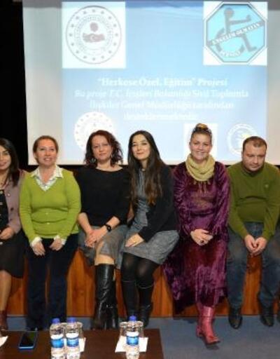 Datça'da engelli ve engelsiz çocukları buluşturan proje