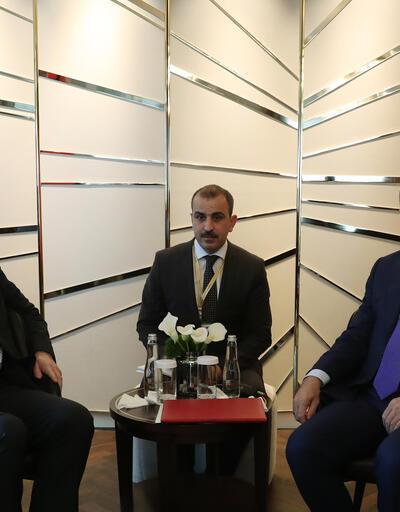 Erdoğan, Libya Başbakanı Sarrac ile görüştü