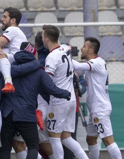 Eskişehirspor'un ikinci deplasman galibiyeti