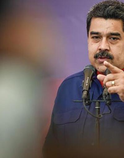 Venezuela Devlet Başkanı Maduro: ABD ile görüşmenin zamanı geldi
