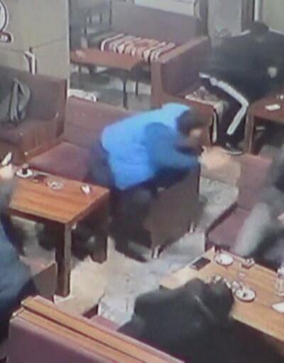 Çay ocağında silahlı çatışma