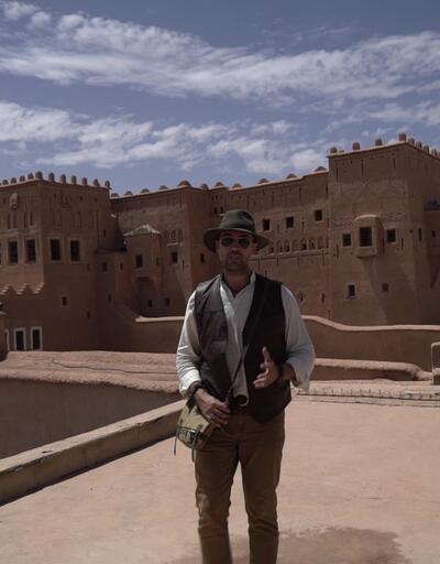 Arda Sayıner, Fas'ın gözde şehri Marakeş'i gezdi