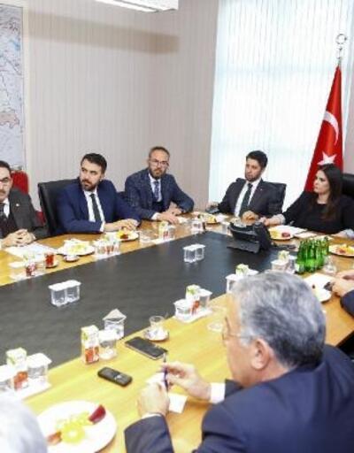 Başkan Kocaispir'den Ankara çıkarması
