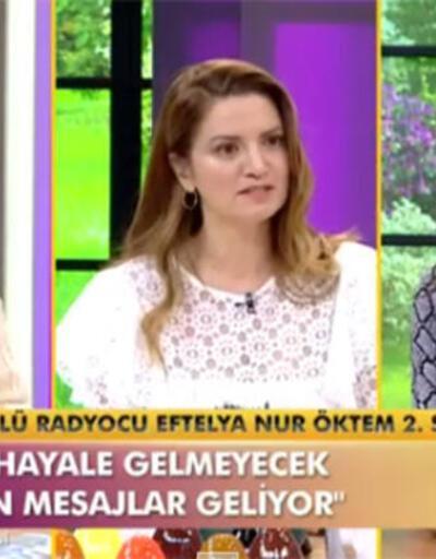 Eftelya Nur Öktem'den Selami Şahin hakkında şok iddia!