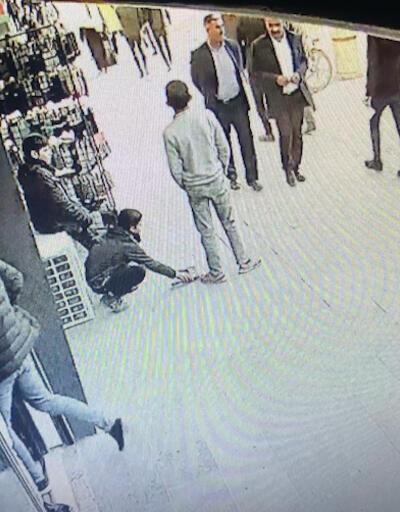 Çocukların dilenme planı, güvenlik kamerasıyla deşifre oldu