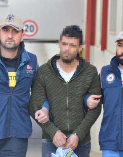 Teröristlere drone' gönderen 4 şüpheli yakalandı