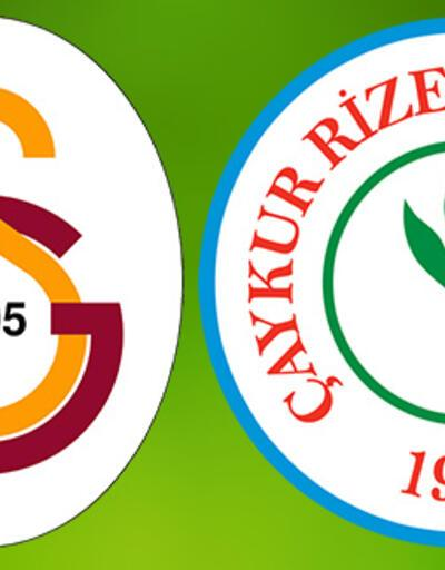 Galatasaray Rizespor kupa maçı ne zaman, rövanş hangi kanalda?