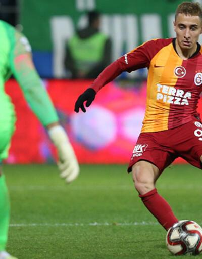 Emre Mor Galatasaray'ı sildi