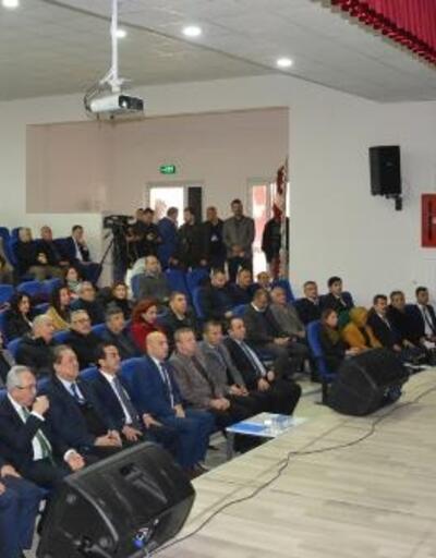 Korkuteli'de Tıbbi ve Aromatik Bitkiler Çalıştayı