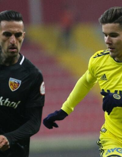 Fenerbahçe Kayserispor CANLI YAYIN