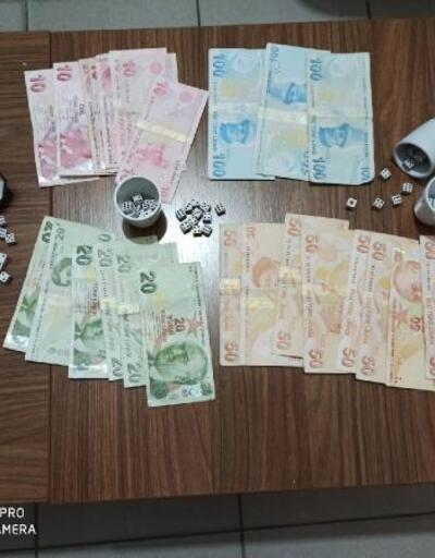 Malatya'da, kumar operasyonu