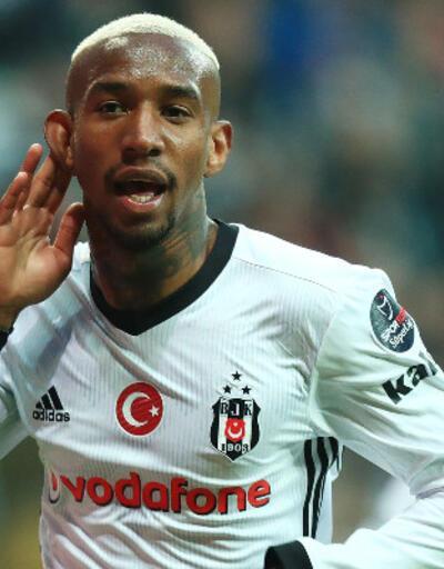 Anderson Talisca'dan Beşiktaş'a yeşil ışık