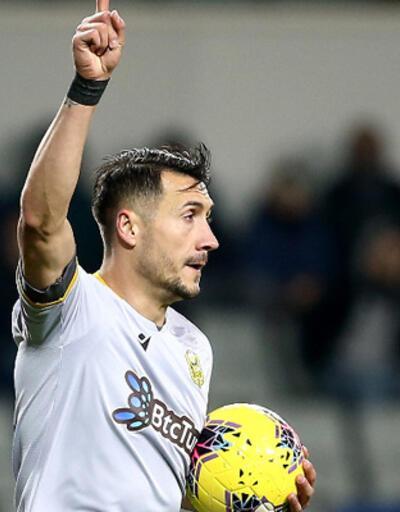 Antalyaspor Jahovic'le anlaştı iddiası