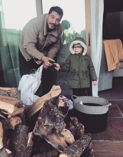 Uraz Kaygılaroğlu: Odunlardan uzak dur aşkım