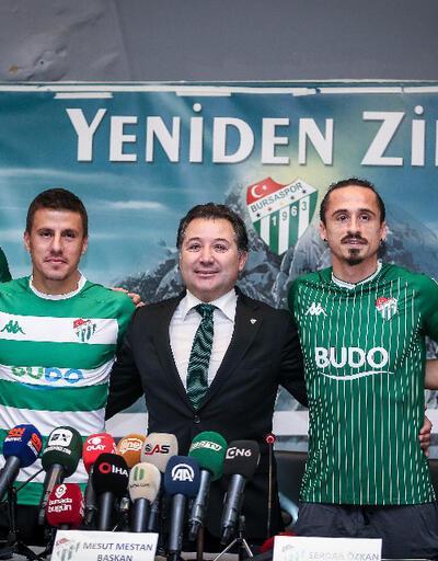 Bursaspor'dan 4 transfer
