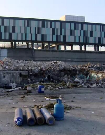 Atatürk Havalimanı yıkılıyor