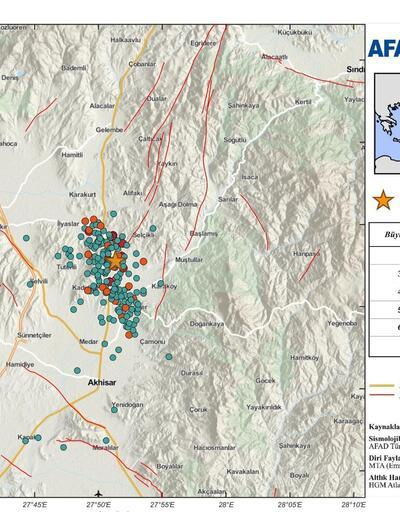Son depremlerle ilgili AFAD'dan 'deprem' açıklaması