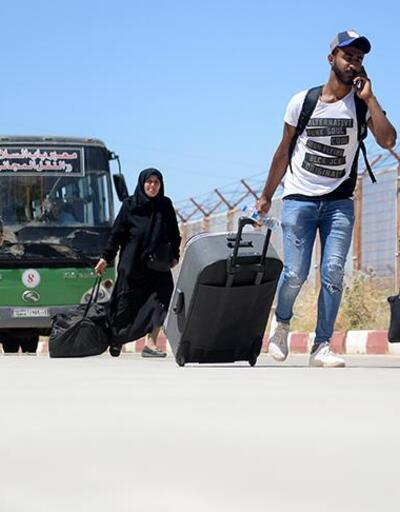 Türkiye sınırına 36 bin sivil daha göç etti