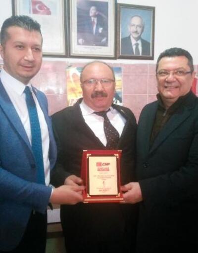 CHP Ağlasun'da Şahin güven tazeledi