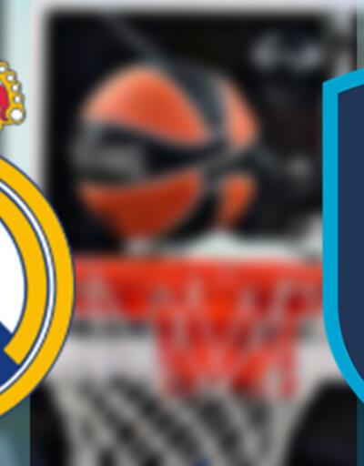 Real Madrid Anadolu Efes basketbol maçı ne zaman, saat kaçta, hangi kanalda?
