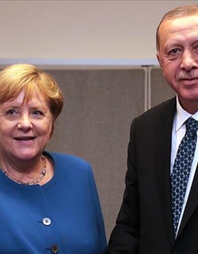 Son dakika... Almanya Başbakanı Angela Merkel 24 Ocak'ta Türkiye'ye geliyor