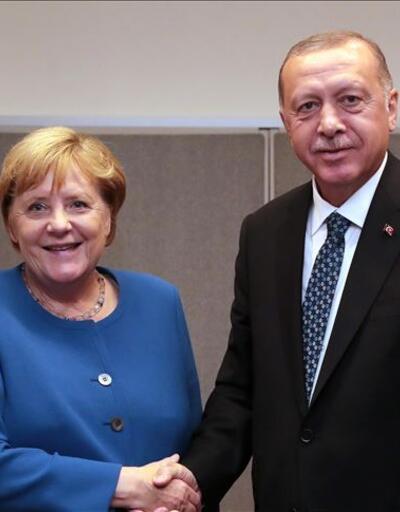 Almanya Başbakanı Merkel, Türkiye'ye geliyor