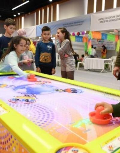 Çocuk Festivaline büyük ilgi